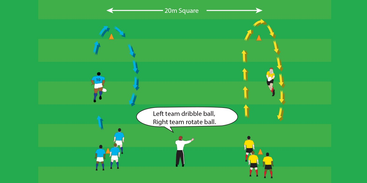SD U7 Drills Multi-action Relay